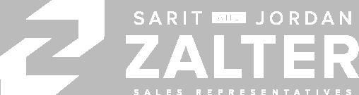Sarit and Jordan Zalter logo